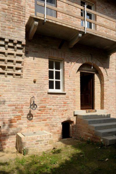 Ristrutturazione Casa Medioevale nel Monferrato